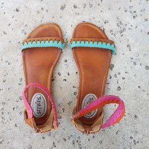 Cute tribal sandals